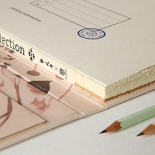 Nature Collection Sketchbook - Autumn 02 - Stationery - Lavender Home London