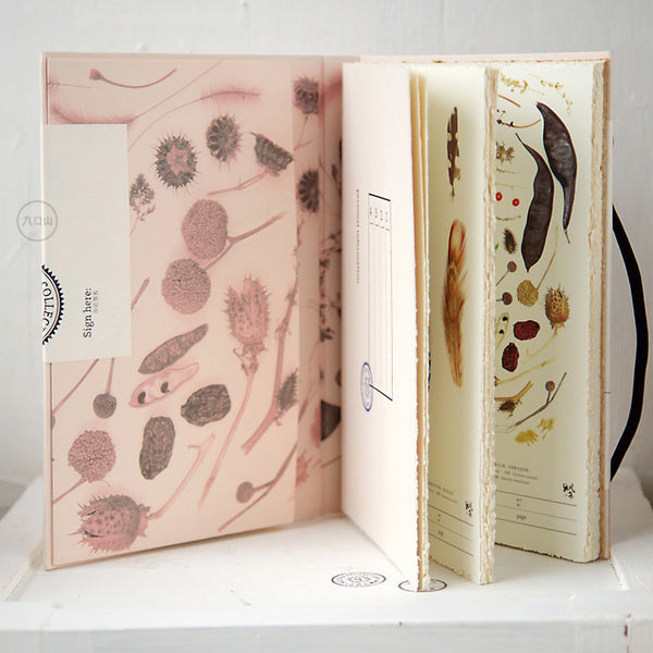 Nature collection sketch book - Spring