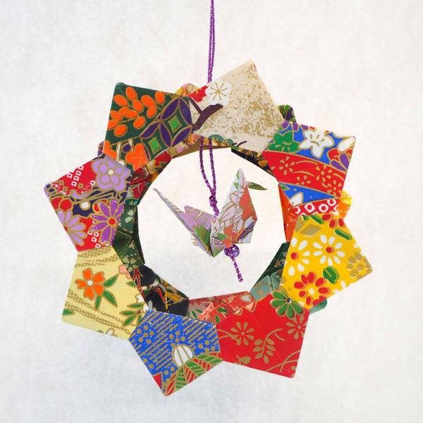 DIY Origami Crane Wheel Kit - [product_type] - Lavender Home London