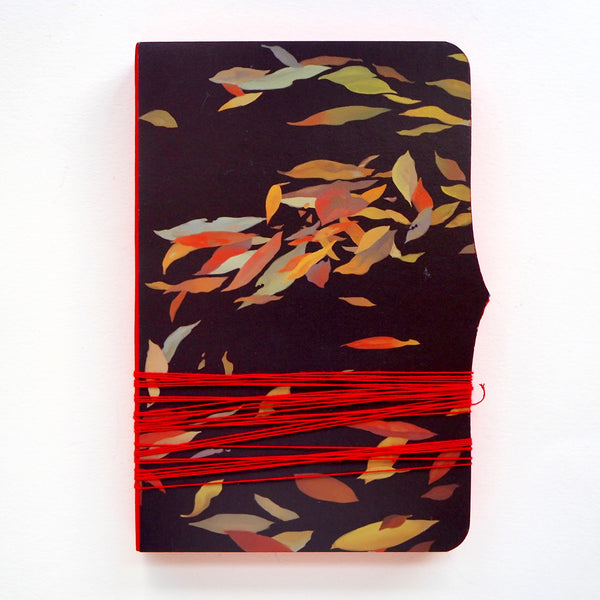 Big Fish & Begonia Anime Notebook - Leaves - Stationery - Lavender Home London