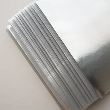 100 Sheets Silver Toyo Craft Origami Paper Pack 15x15cm