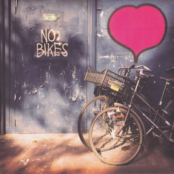 Love Card - GLV2 - Two Bikes