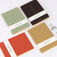 Ambitions Quarterly Notebook - Light Brown