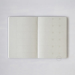 SEMIANNUAL Notebook - Black
