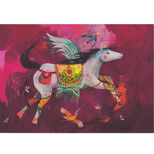 Greeting Card - Pegasus and Friends - Cards - Lavender Home London
