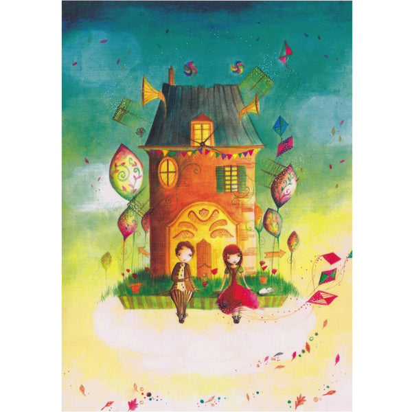 Love Card - At the Foot of the Mill - Cards - Lavender Home London