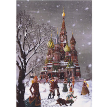 Greeting Card -  Saint Basil's Cathedral - Cards - Lavender Home London