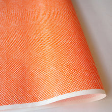 Yuzen Washi Wrapping Paper HZ-020 - Deer's Spots Orange - washi paper - Lavender Home London