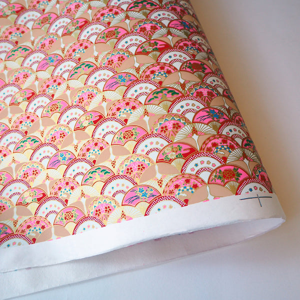 Japanese Decorative Paper Yuzen Washi Wrapping Paper