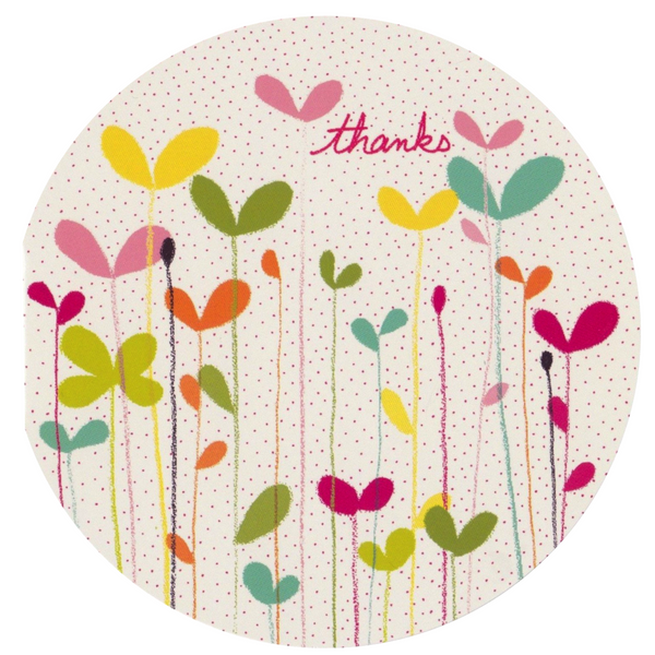 Thank You Card - RS22 - Thanks