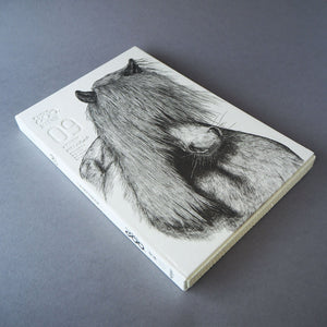 Animal Series Floating Zoo Sketchbook No.09 - Horse The Named Jay Stationery