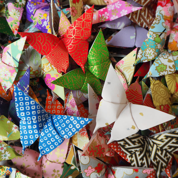 Private At Home Origami Workshop & Classes in London