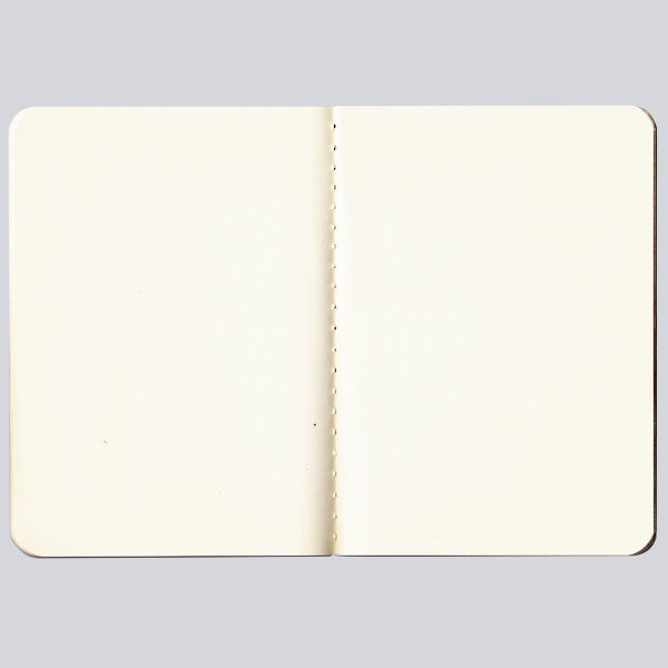 Life Document Hardcover Notebook - THINKING NOTHING - Stationery - Lavender Home London