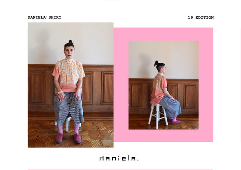 DANIELA'SHIRT 19 - REF 19002 (70,00€) NOW 20%OFF