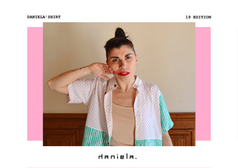 DANIELA'SHIRT 19 - REF 19010 (70,00€) NOW 20%OFF