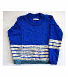 HAND KNITTED SWEATER MARINA - REF HKS003