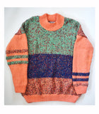 HAND KNITTED SWEATER PEREIRA - REF HKS004