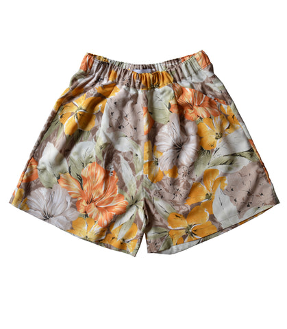 FLORAL SHORTS - REF 1800C (60,00€) NOW 50%OFF