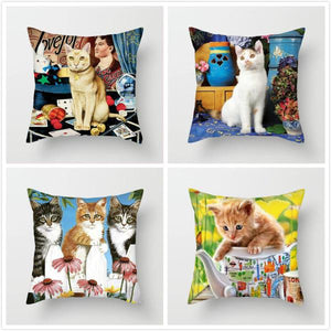 Throw Pillow Cases