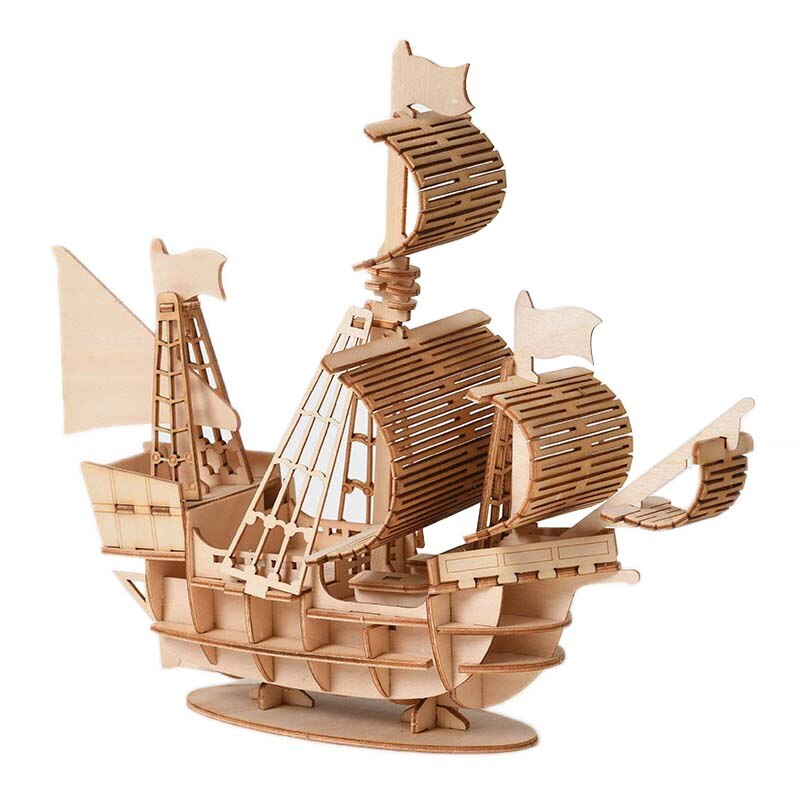 DIY Sailing Ship