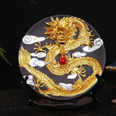 Handmade Dragon Backflow Burner