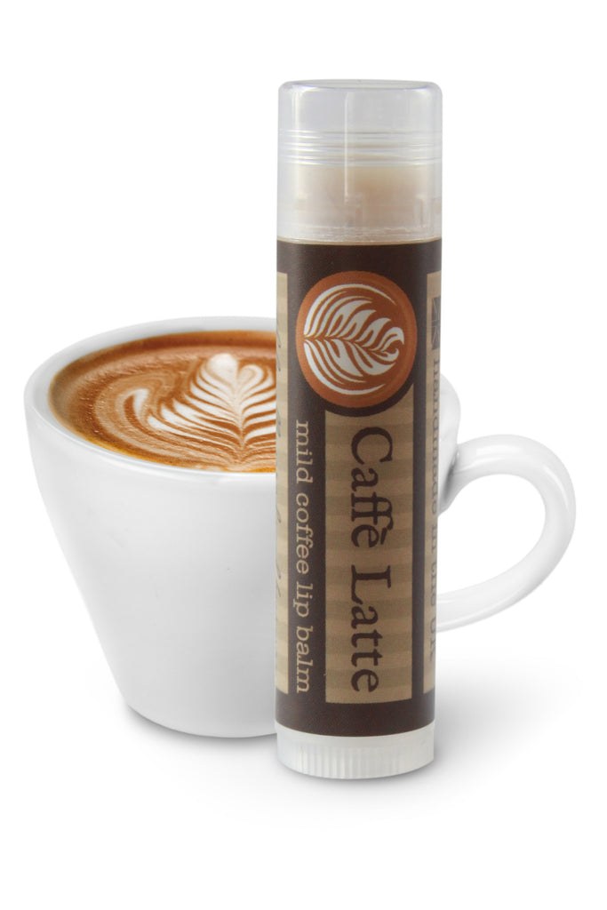 mild coffee lip balm