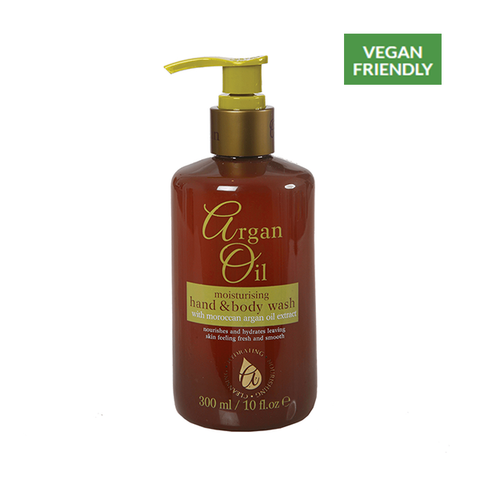 Argan Oil Hand & Body Wash 300ml in UK