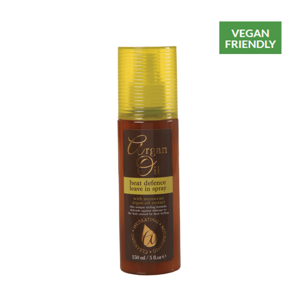 Argan Oil Heat Defense Leave-In Spray 150ml in UK