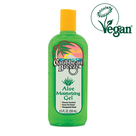 Caribbean Breeze After Sun Aloe Moisturizing Gel 250ml in UK