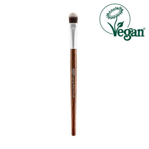 Seren Cosmetics Vegan Collection Redwood Eye Shadow And Concealer Brush in UK
