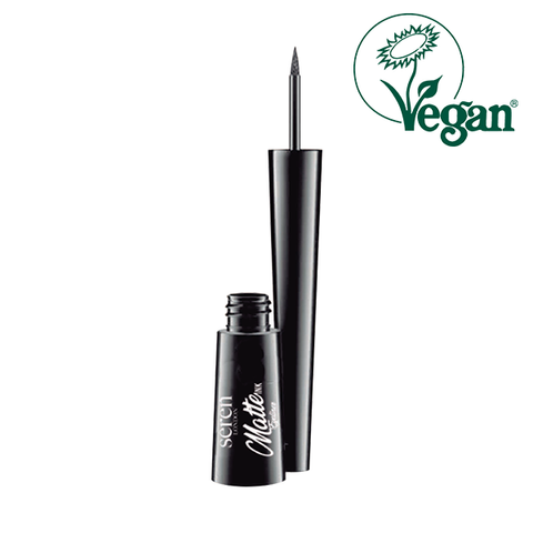 Seren London Vegan Long Lasting Eyeliner Black 5ml in UK