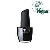 Seren London Vegan Nail Polish E81 Ebony in UK