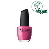 Seren London Vegan Nail Polish P61 Pink Addict in UK