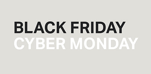 Black Friday | Cyber Monday