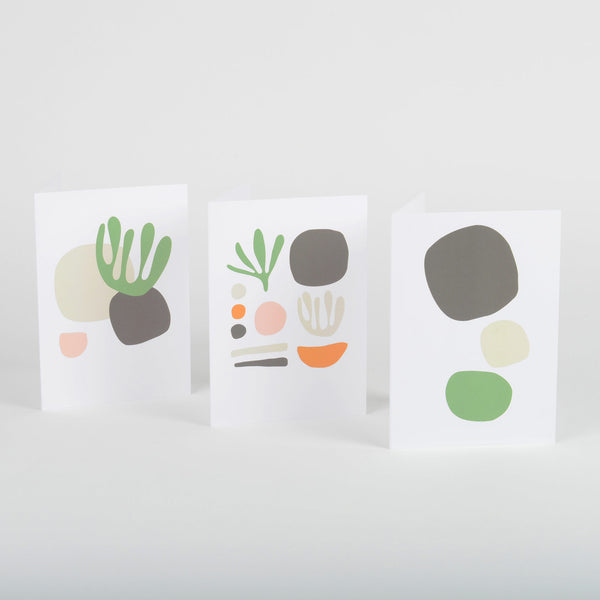 Seaweed Card Set
