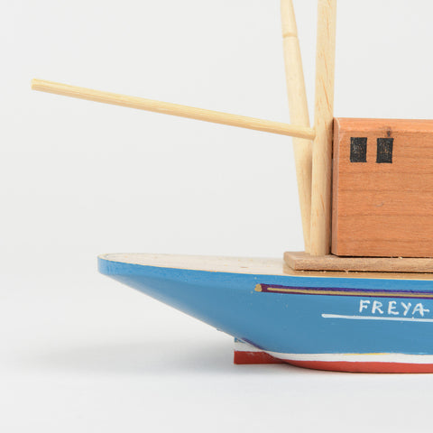 Scandinavian Fishing Boat