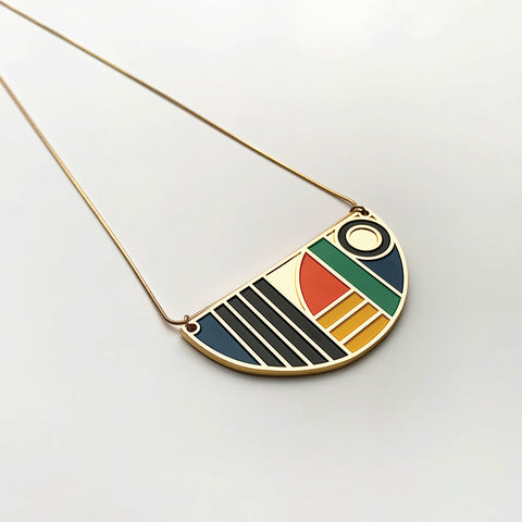 Tate Arc Necklace