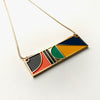 Tate Block Necklace