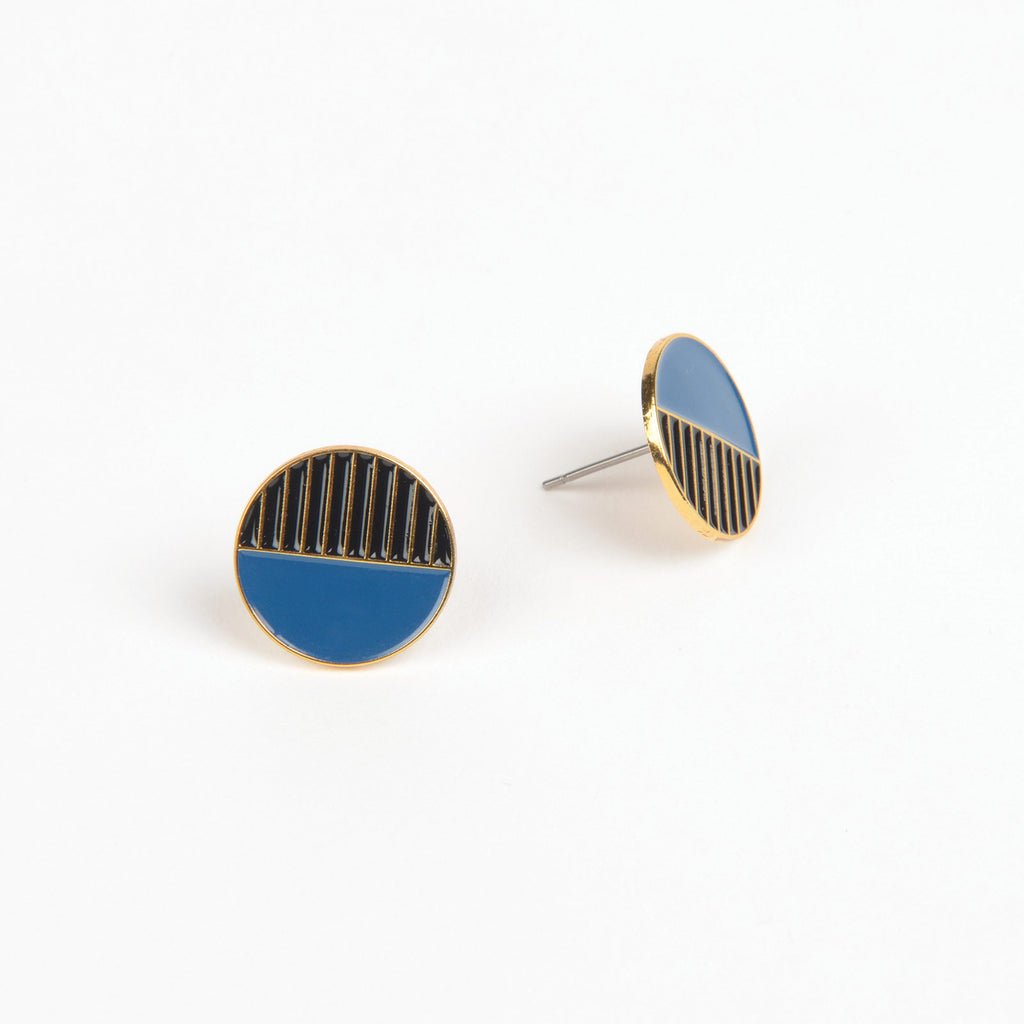 Tate Picasso Disc Earrings