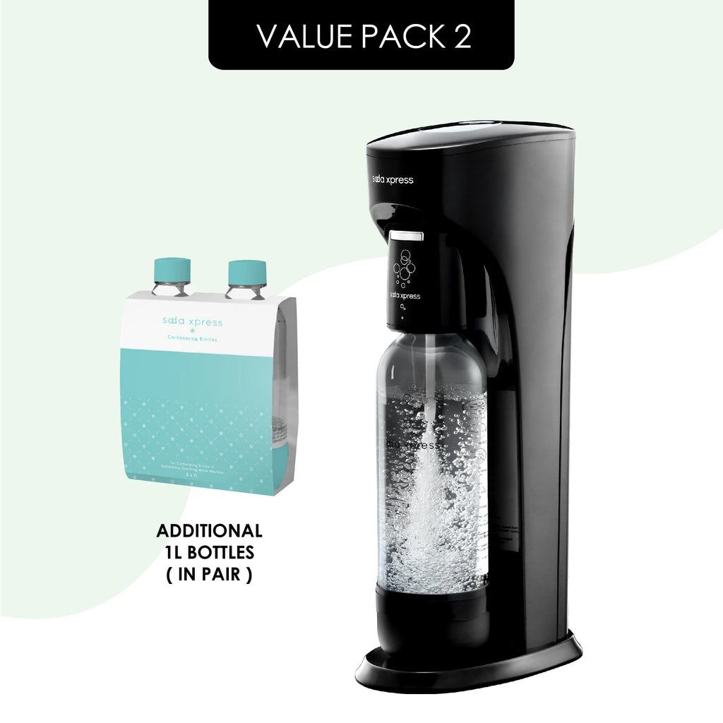 SodaXpress PINNACLE Value Pack 2