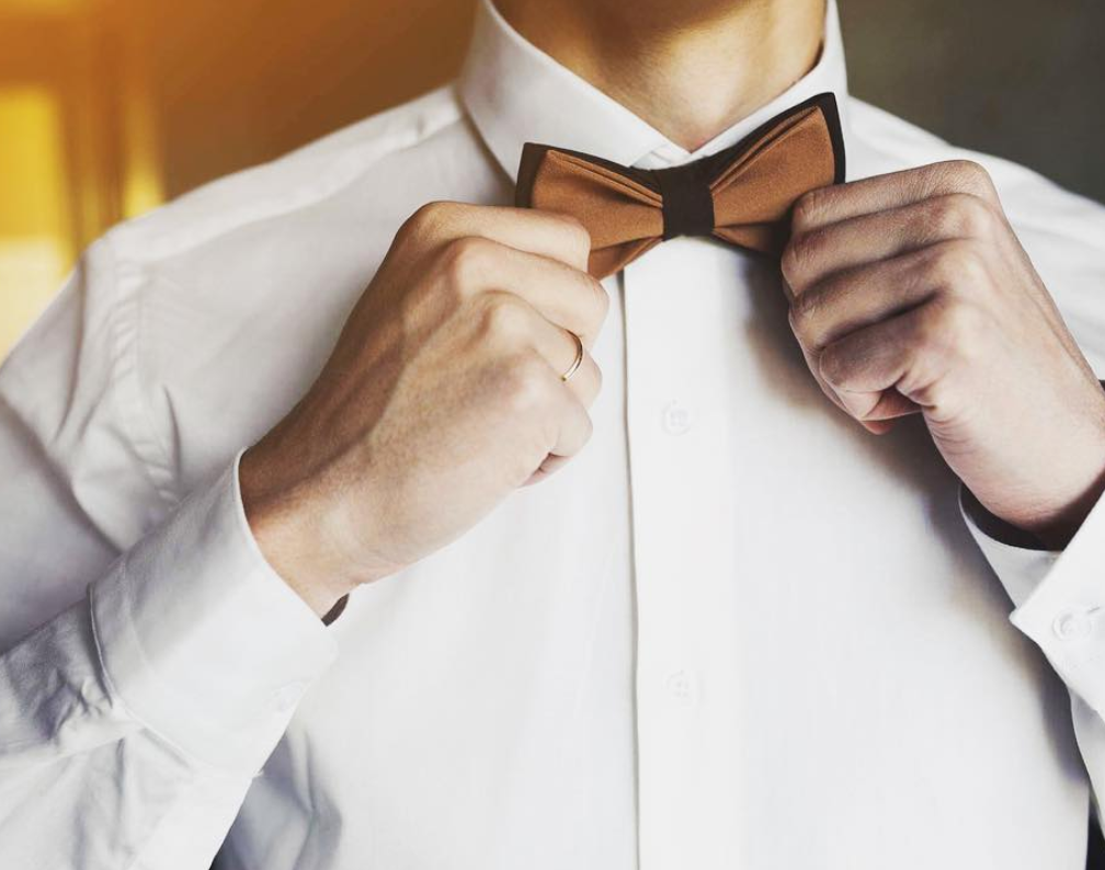 Taking a Bowtie - Advice on When and Where to Wear Bowties