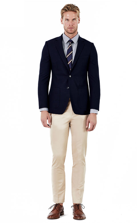Neil Navy Blazer