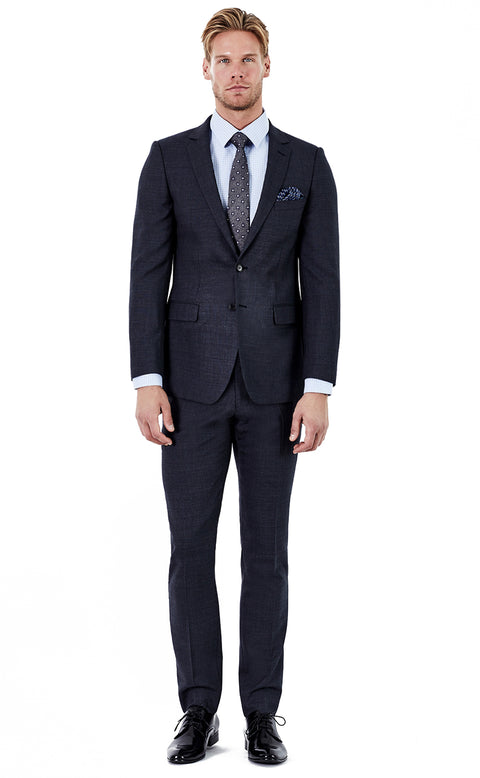 Aturo Charcoal Suit