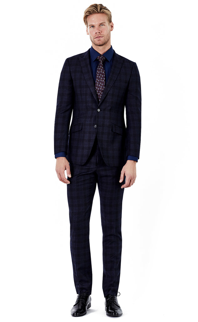 Perry Navy Suit