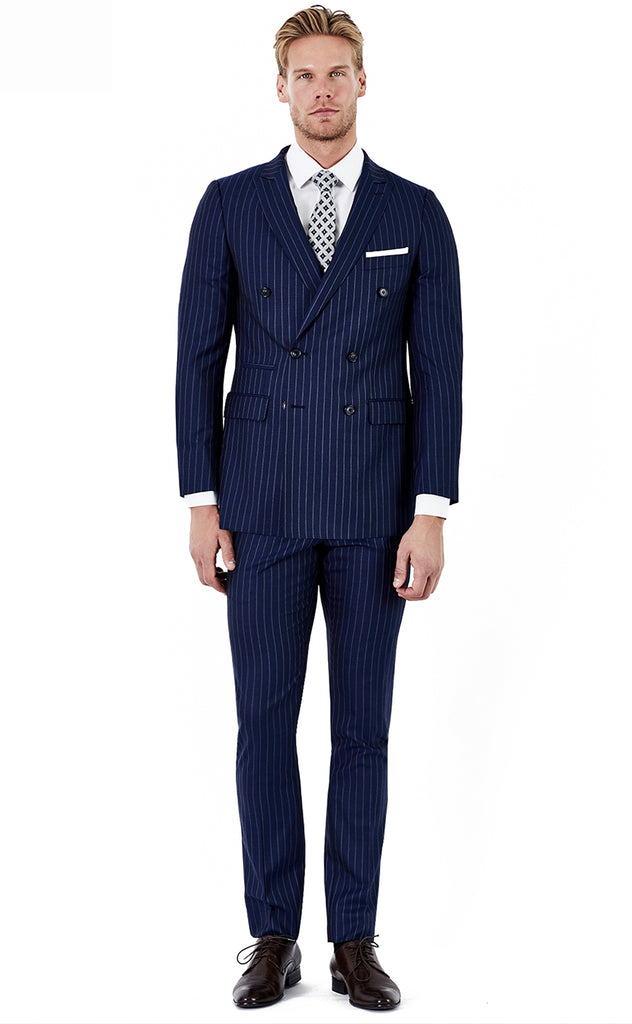 Xander Navy Suit