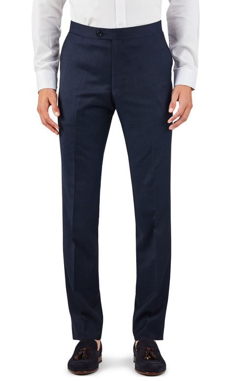 Levin Navy Trousers