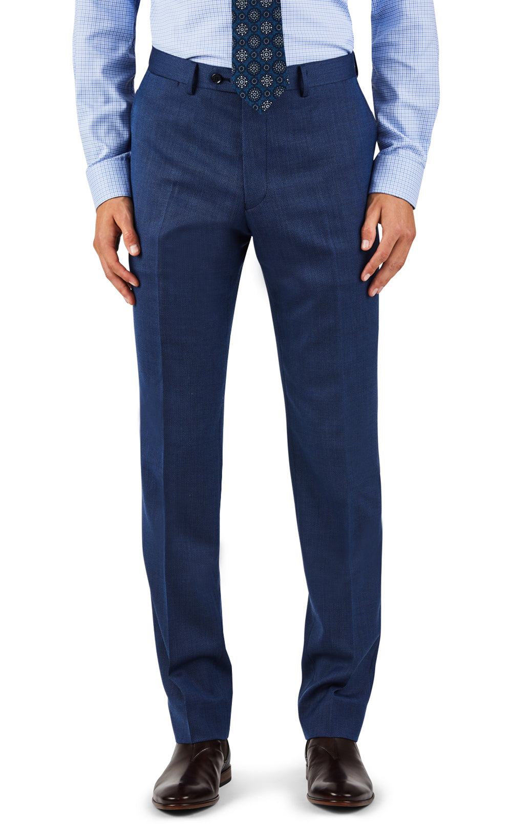 Miguel Blue Trousers