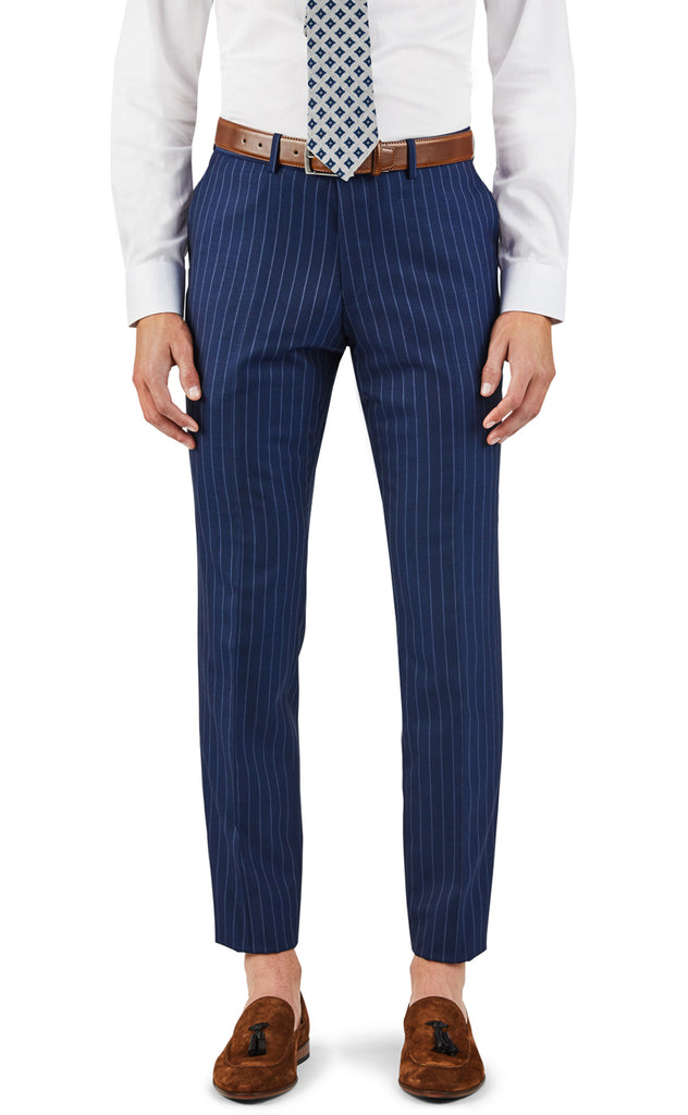 Xander Navy Trousers