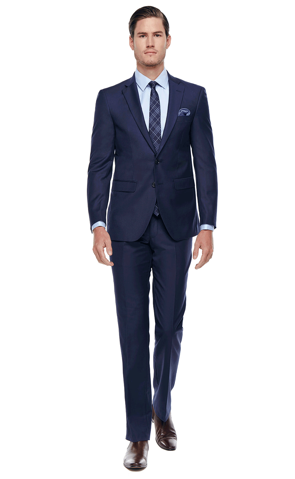 Clinton Suit Navy