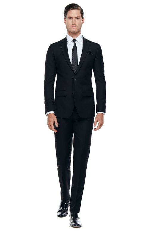 Clinton Suit Black
